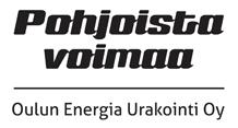 Oulun Energia Urakointi Oy logo