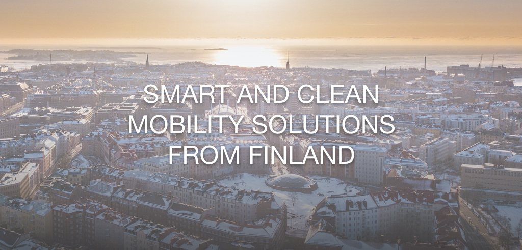 EBook Smart and Clean Mobility Solutions from Finland