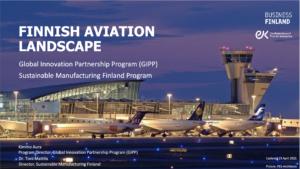 Business Finland Aviation Landscape