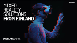 Business Finland Mixed Reality Solutions from Finland