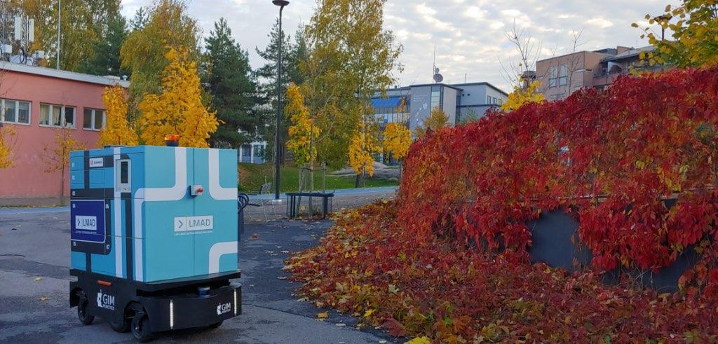 City Logistics in Helsinki